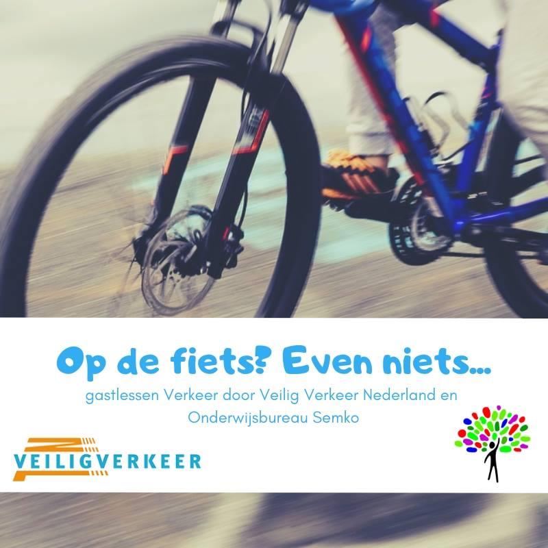 Veilig verkeer Nederland en Onderwijsbureau Semko gaan samenwerken. (ek yn it Frysk)
