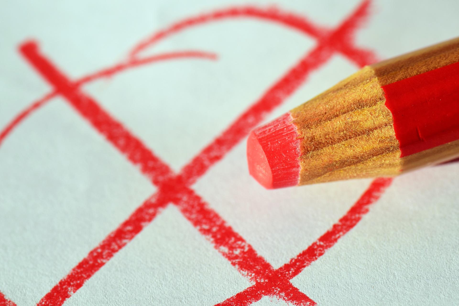 Droomtaal – 'de rode pen in het schrift'