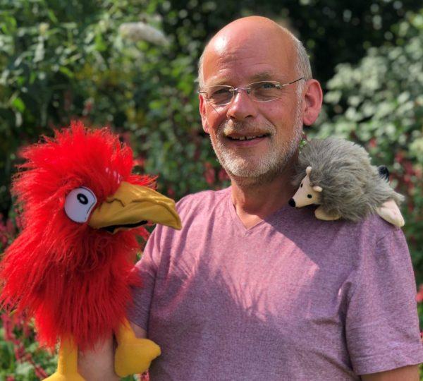 John Kuiper nieuwe werelddocent